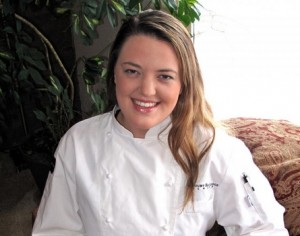 Alaska Chef, Mandy Dixon will represent Alaska in the Great American Seafood Cook-Off in New Orleans next month. Image-LSP&MB