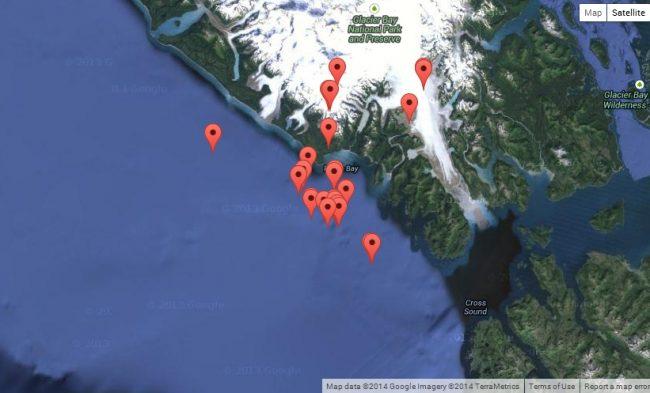 Early Morning 5.9 Earthquake Hits Southeast Alaska