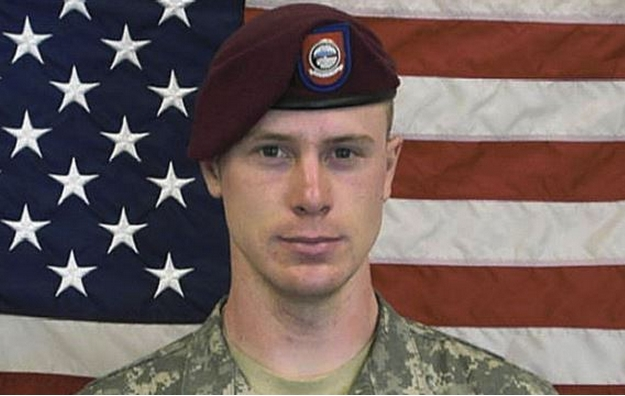 Prisoner of War Bowe Bergdahl to be questioned by Army General. Image-U.S. Army