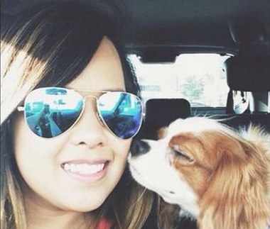 Courtesy photo of 26 year old Nina Pham, the first case of Ebola to be contracted in the U.S.