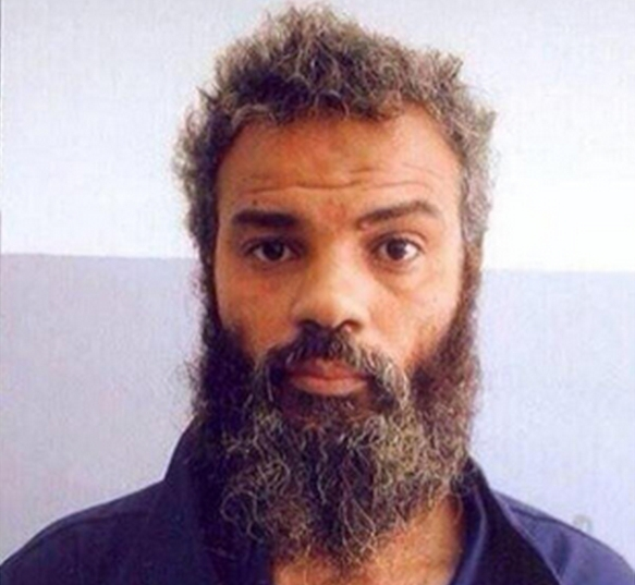 Ahmed Abu Khatallah, aka Ahmed Mukatallah, has been indicted on a further 17 charges in connection with the Benghazi Embassy attack. Image-Federal handout