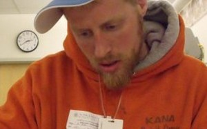 Adam Ross was stopped and charged with drug possession on the Seward highway on October 20th. Image-Facebook profile