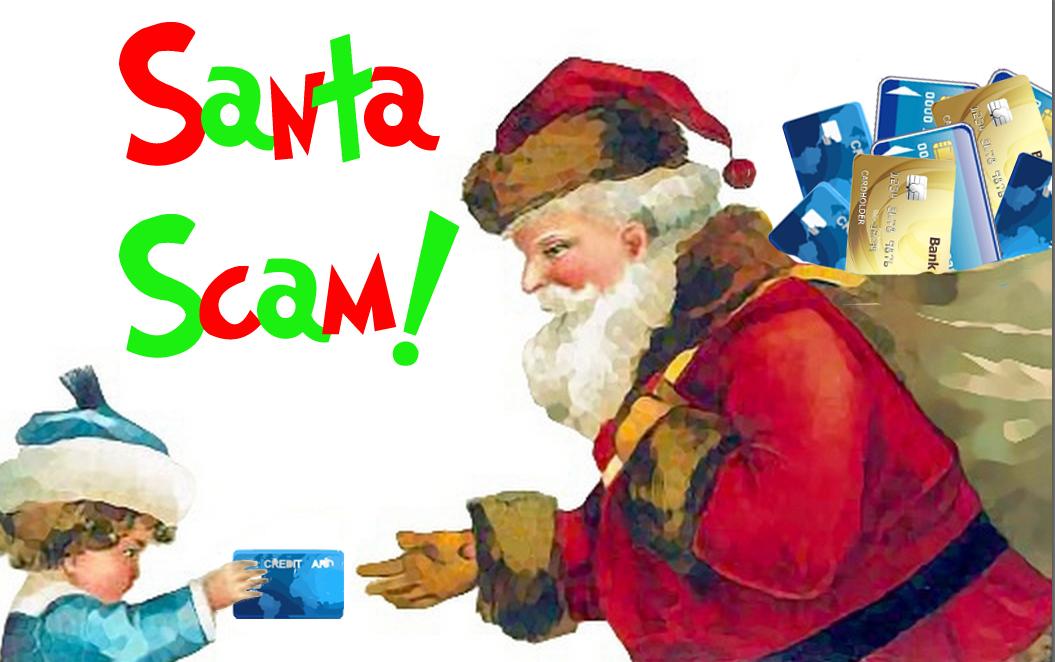 Beware the Bad Santas Warns BBB