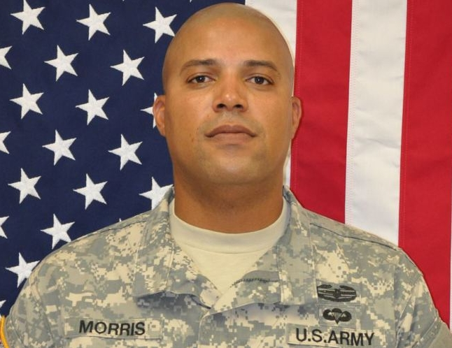 Flags will be lowered for Sgt First Class Ramon S. Morris on Friday. Image-Fort Hood Public Affairs