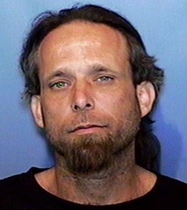 Authorities are still seeking the whereabouts of Michael Bracht. Image-Booking photo