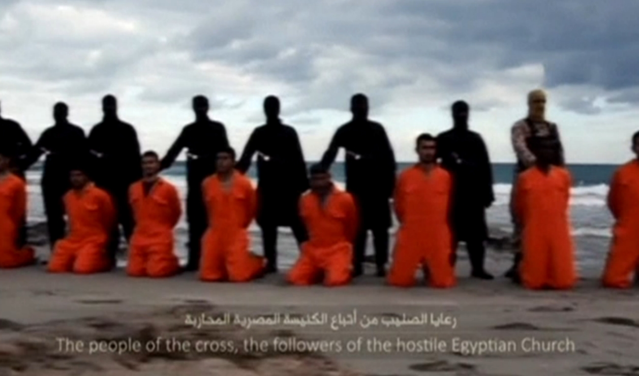 Egypt retaliated with airstrikes against ISIS rebels in Libya after that group beheaded 21 Coptic Christians.
