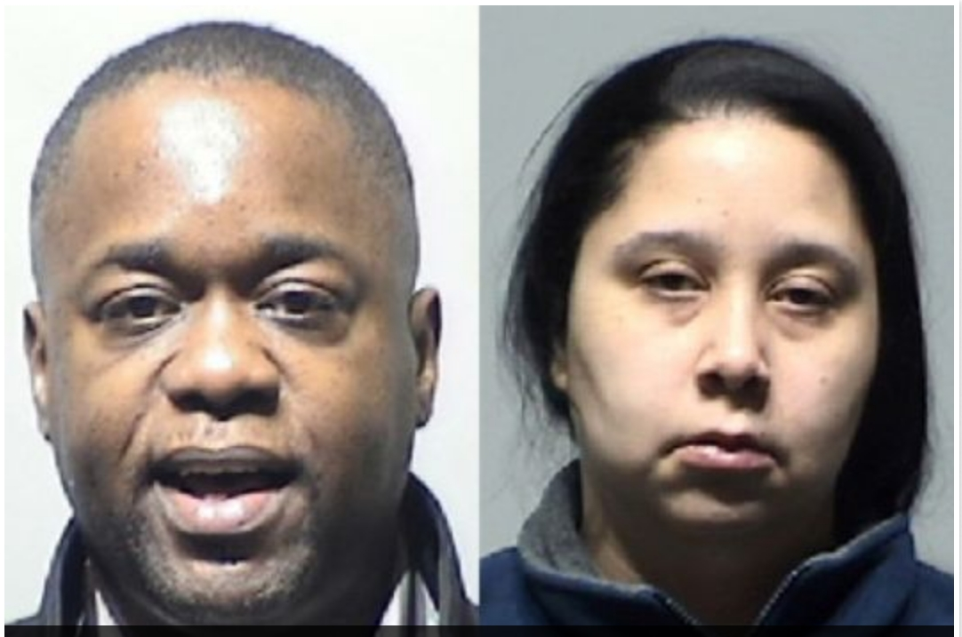Charles Bothuell and his wife Monique were arrested Friday and face charges of Child Abuse and Torture. Image-Detroit Police Department