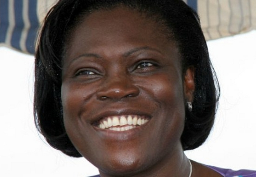 Ivory Coast's former first lady Simone Gbagbo. Image-simonegbagbo.com