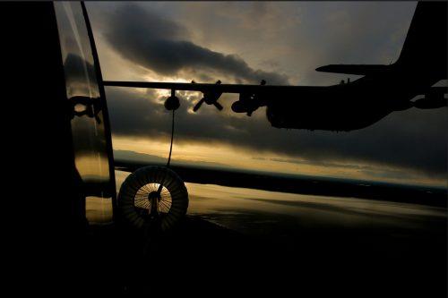 Alaska Air Guardsmen Rescue Crash Survivors near Delta Junction