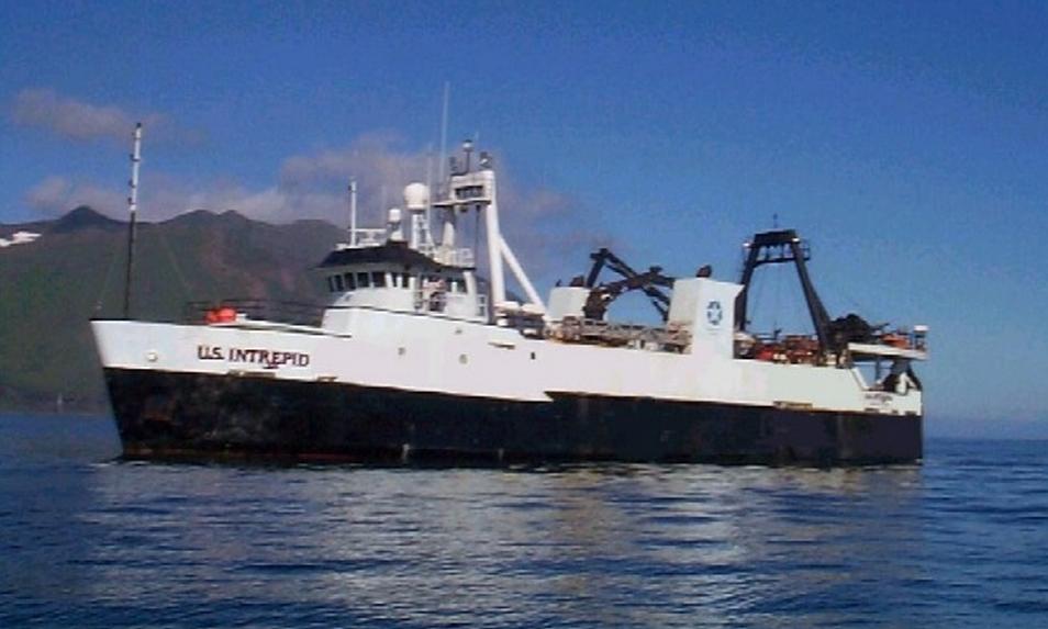 Factory Trawler U.S. Intrepid
