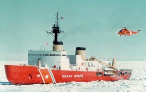 The 399-foot Polar Star is the United States only operational heavy icebreaker. Image-USCG