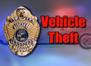 Wasilla Suspect Meets Up to Purchase Vehicle, Steals it Instead