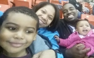Anchorage police have identified the family of four found slain in their home in south Anchorage as four-year-old Zaiden Young, 27-year-old Desiree Gonzalez, 24-year-old Curtis Young III, and 17-month-old Zarielle Young, pictured above. Image-Facebook profile
