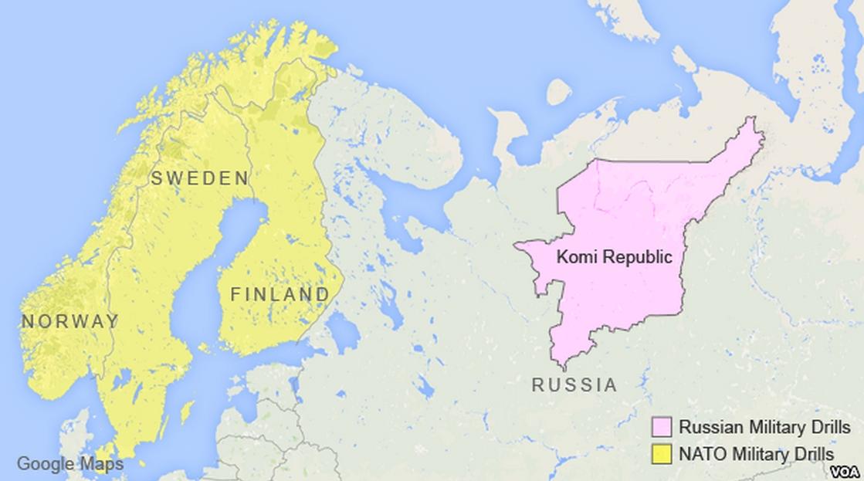 Russia Kicks off Massive Military Exercises Alaska Native News