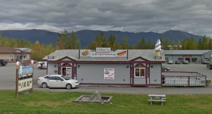 Little Millers in Wasilla was the scene of a burglary early on Saturday morning. Image-Google Streetview