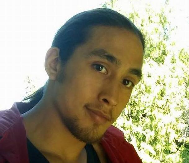 Samson Mulenax suffered a fatal gunshot wound in Ketchikan on Sunday night. Image-Facebook profile