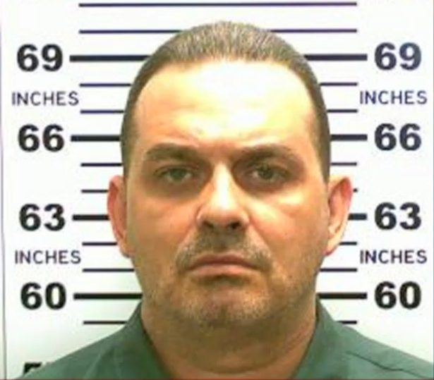 Police report that escaped convict Richard Matt has been shot and killed by authorities. Image-booking photo