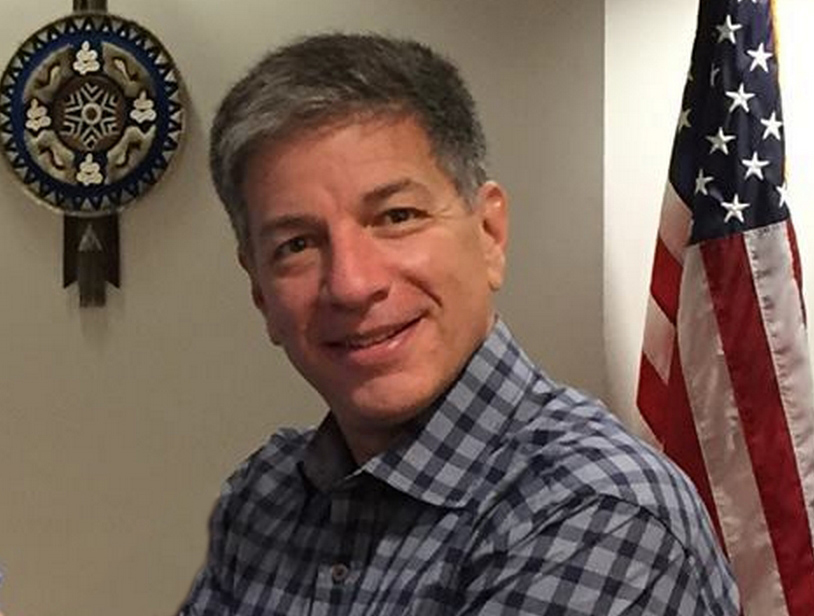 Anchorage's Mayor, Ethan Berkowitz. Image Facebook profile
