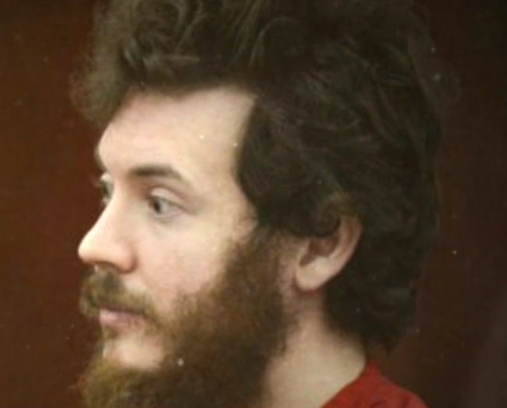Convicted Aurora Theater Killer, James Holmes, escaped the death penalty on Friday.