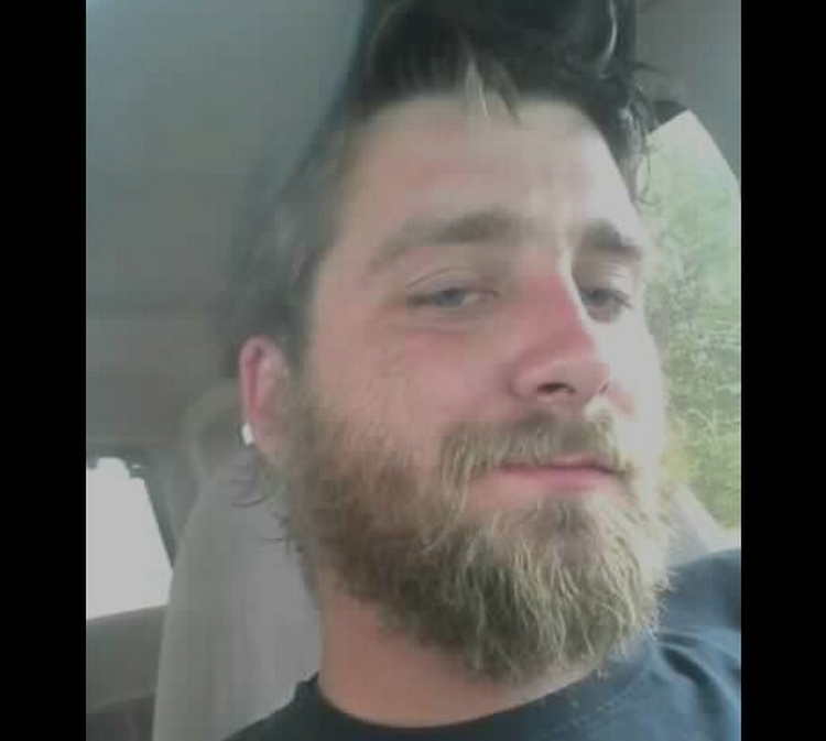 Jonathan Pitts eluded troopers for three miles before rolling his vehicle on the Richardson Highway stopping traffic for an hour and a half. Image-Facebook profile