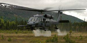 RCC helicopter. Image-JBER