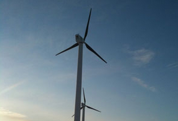 Wind turbines. Image-ACEP