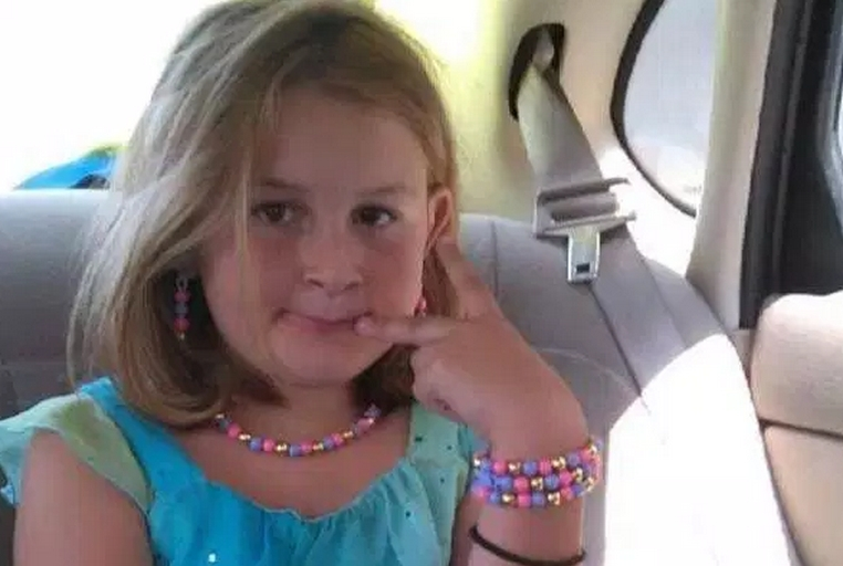An eight-year-old Tennesse girl is dead from a shotgun blast for not letting her neighbor see her puppy on Saturday. Image-Family photo via GoFundMe
