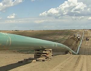 Keystone XL pipeline. Image-TransCanada