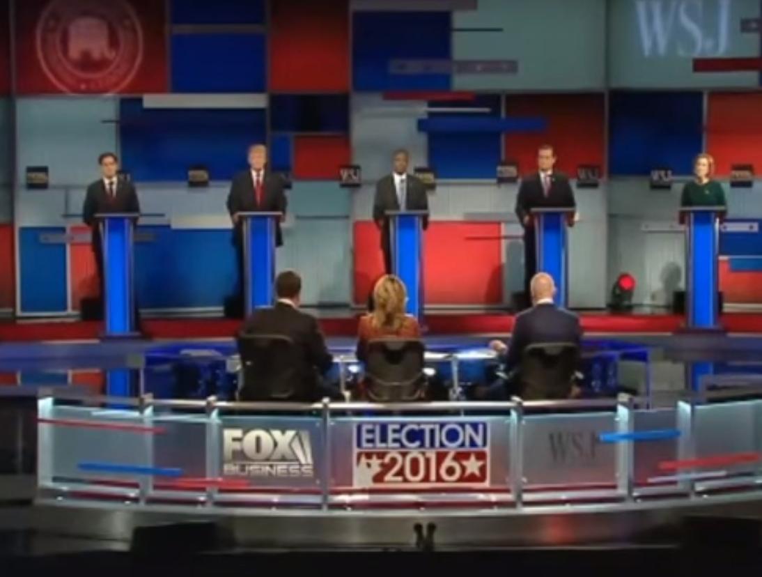 Republican Candidates Spar on Immigration, US International Role