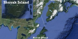 Shuyak Island is part of the Kodiak Archipelago.