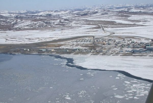 DHS&EM Working with Unalakleet to Restore Water Service