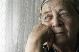 A study of elderly adults found that loneliness triggers physiological responses, which affect the production of white blood cells. Copyright iStockphoto.com