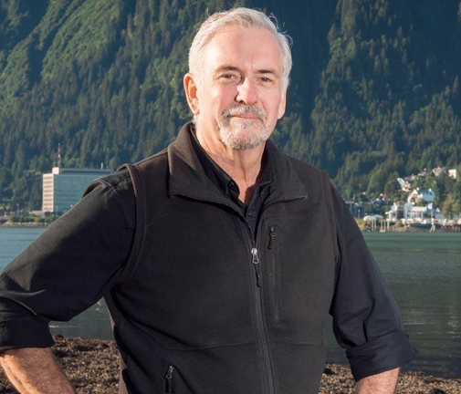 Juneau's new mayor, Greg Fisk, was found deceased in his home on Monday afternoon. Image-Facebook profile