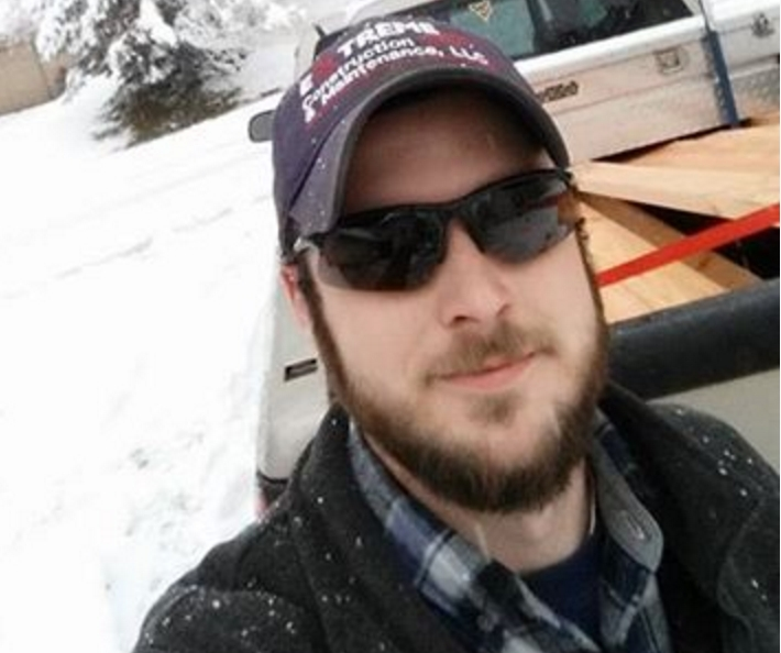 Hartman Construction and Equipment employee, Samuel Morgan was fatally injured by excavation equipment after a trench collapse in June. Image-Facebook profile