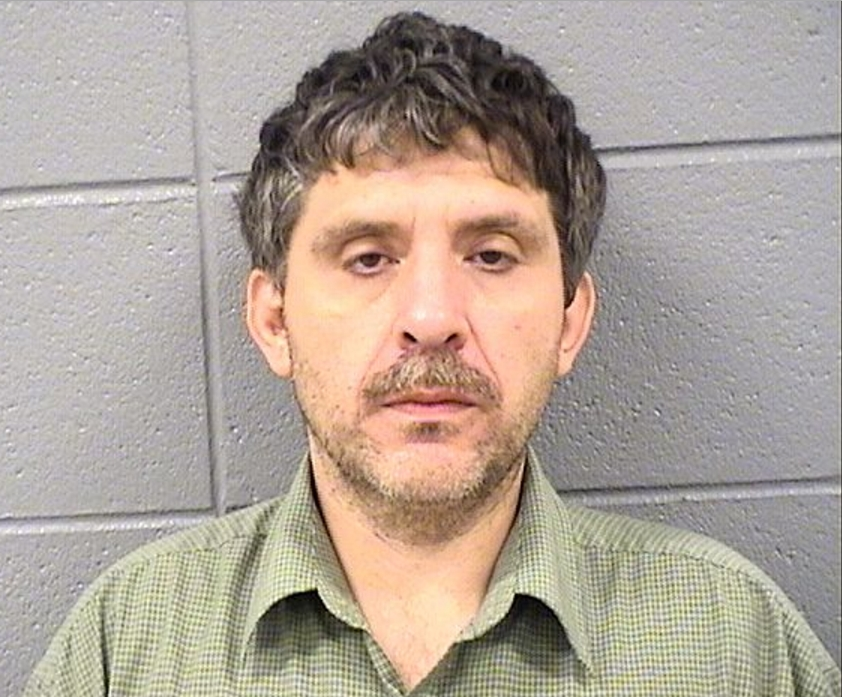 2013 mugshot of Gzim Fejzoski. Image-Cook County Sheriff's Office
