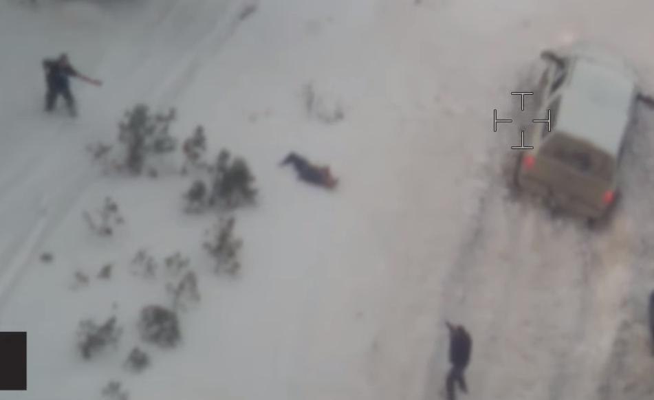 Shooting death of Robert Finicum. Image-Screengrab FBI video