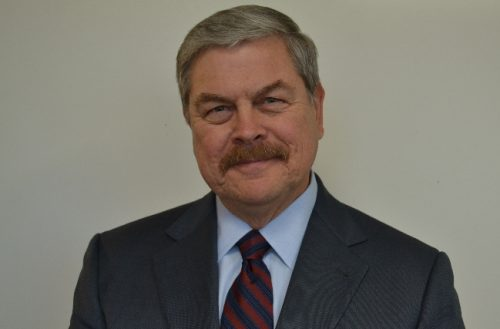 Walt Monegan was named the new Commissioner of the Department of Public Safety by Governor Walker. Image-State of Alaska