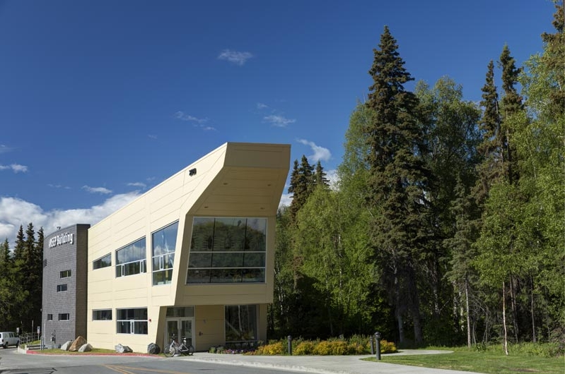 The ANSEP building. Image-ANSEP