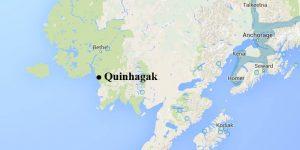 Location of Quinhagak. Image-Google Maps