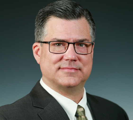 AGDC's new president, Keith Meyer. Image-AGDC