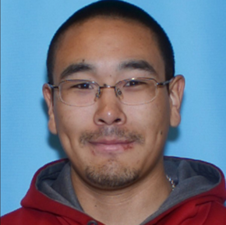 Anchorage police are seeking the whereabouts of 30-year-old David Waskey, wanted on SAM charges. Image-Anchorage Police Department