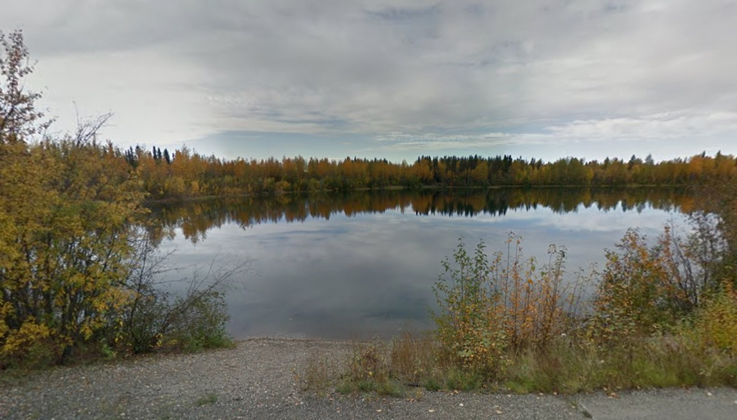 A 2-year-old toddler drowned in Bathing Beauty Pond aftert wandering away on Friday. Image-Google Maps