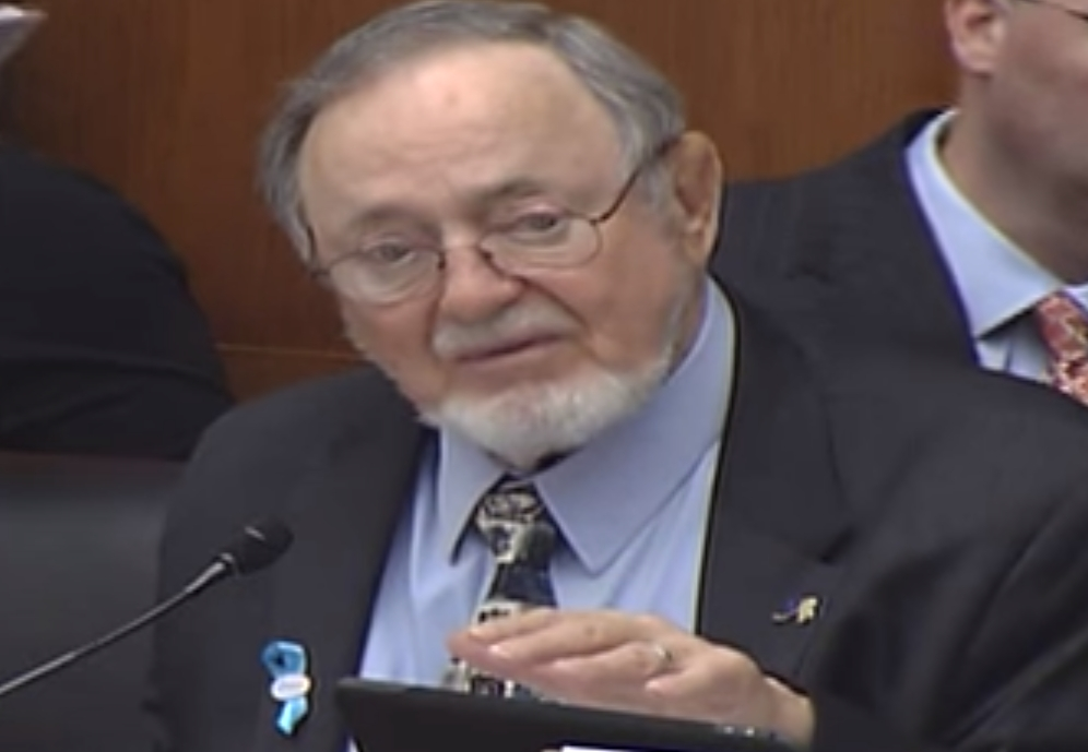 Alaska's Representative Don Young. Image-Office of Rep.Young/Youtube