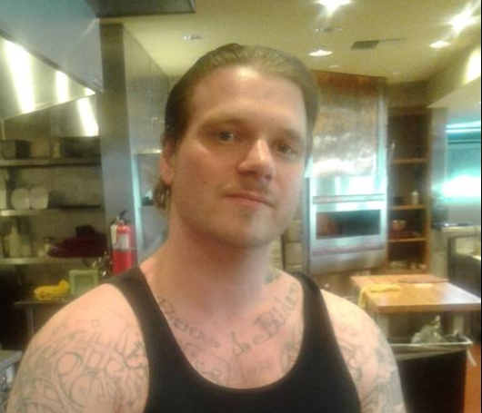 Troopers are seeking the whereabouts of 33-year-old John Linebaugh after he escaped medical staff while in custody. Image-Facebook Profiles