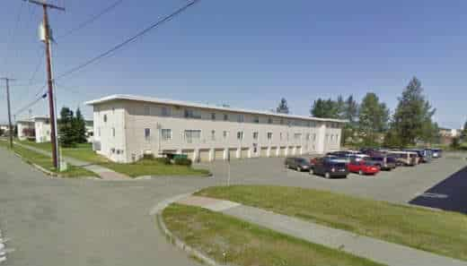 A stand-off occurred at 905 Richardson Vista Road on Tuesday. Image-Google Maps
