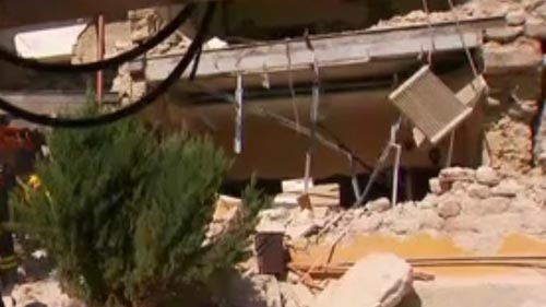 A 6.2 magnitude earthquake in Italy caused extensive damage. Image-VOA
