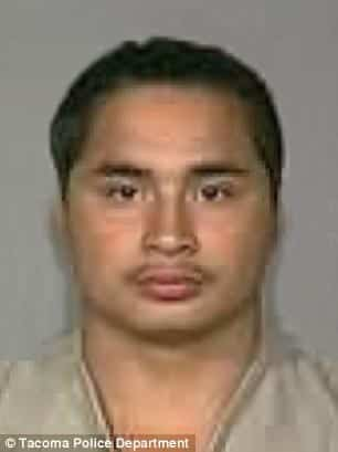 Gabriel Nevarez is bck in Washington state to face murder charges in 2007 Tacoma Case