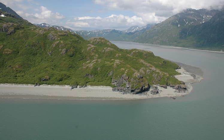 Cook Inlet shoreline. Image-CIRCAC