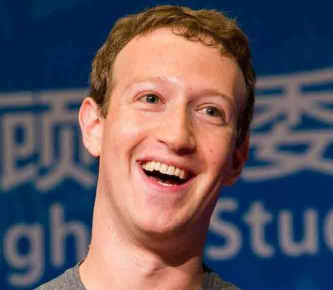 Mark Zuckerberg. Image-Facebook profile
