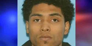 Anchorage police were seeking the whereabouts of Alonzo Steward until he turned himself in this afternoon. Image-APD